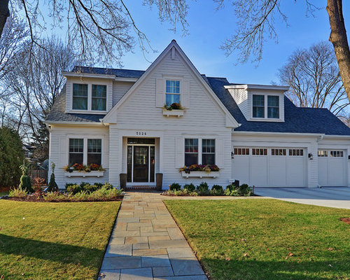 Modern cape cod for Cape cod house remodel