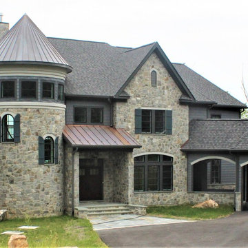 Great remodeling ideas in this Frederick Maryland home on Jackson Mountain