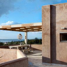 Mediterranean Exterior by Dlux Images