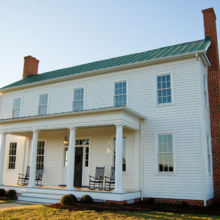 Greek Revival Farm House