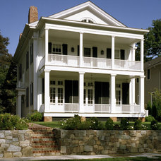 Traditional Exterior by Jones & Boer Architects, Inc.