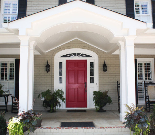 Traditional Exterior by Green Basements & Remodeling