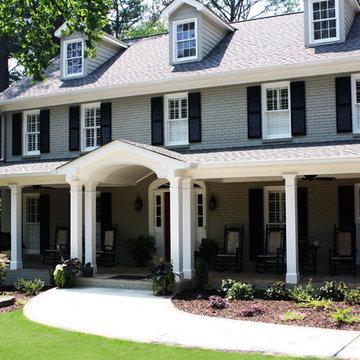 Green Basements & Remodeling - Exterior