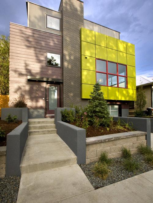 Exterior House Paint Colors Houzz