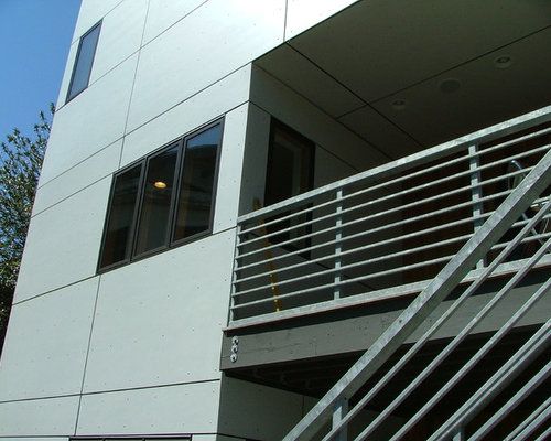 Galvanized Steel Railing Ideas Pictures Remodel And Decor