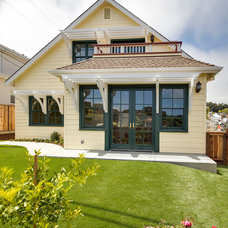 Traditional Exterior by Springs Construction Company