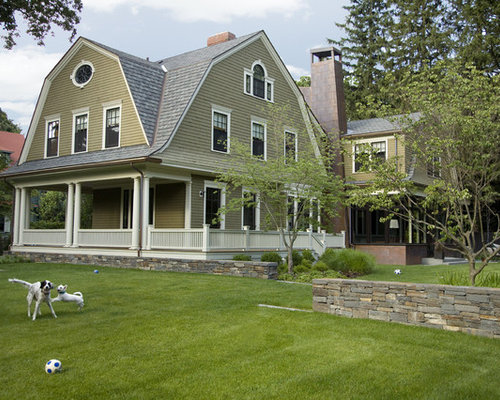 Gambrel House Houzz