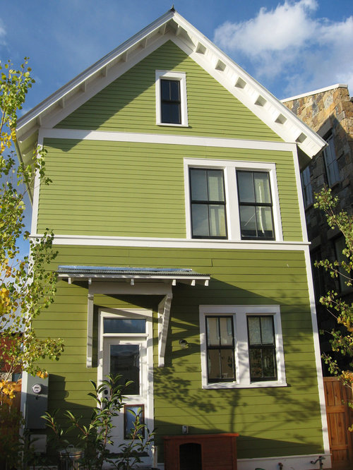 Two tone exterior paint home design ideas pictures - Try out exterior paint colors online ...