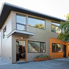 Contemporary Exterior by Jim Burton Architects