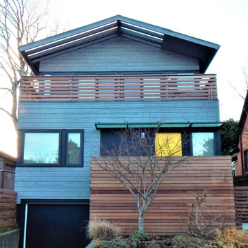 Green Lake Remodel + Second Story Addition