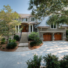 traditional exterior by Camens Architectural Group, LLC