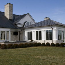 Traditional Exterior by Green Mountain Construction