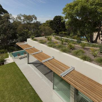 Green Roof House Sydney