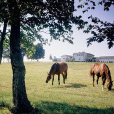 Farmhouse Landscape by Ike Kligerman Barkley
