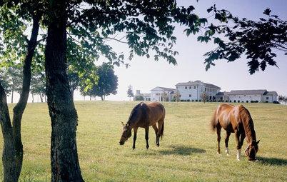 Houzz Tour: Spacious Farmhouse in Virginia