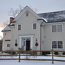 Traditional Exterior by Scandic Builders, Inc.