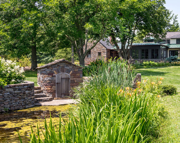 Dream Greenhouse Helps a Pennsylvania Couple Garden Year-Round on small lawn ponds, small plant ponds, small yard ponds, small fish ponds, small indoor ponds, small farm ponds,
