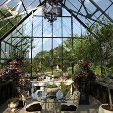 Exterior Greenhouse