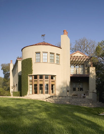 Traditional Exterior by Hugh Jefferson Randolph Architects