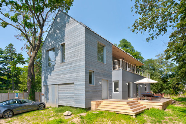 Modern Exterior by The Turett Collaborative