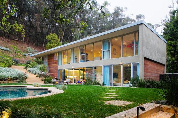 maison architecte 1960