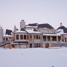 Traditional Exterior by Carrington Homes