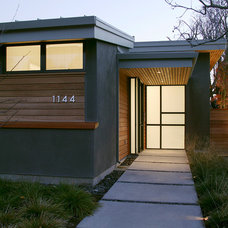 Modern Exterior by BAR Architects