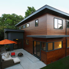 Contemporary Exterior by Fink Architecture
