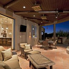 Traditional Exterior by Giesen Design Studio LLC