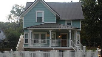 Grout Cottage - After Renovation