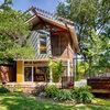 Houzz Tour: A Modern Garden Pavilion Sprouts Up on an Ex–Pot Farm