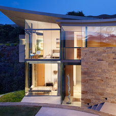 Contemporary Exterior by Sagan / Piechota Architecture