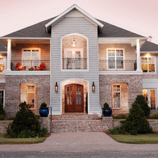 Traditional Exterior by Russell Home Builders