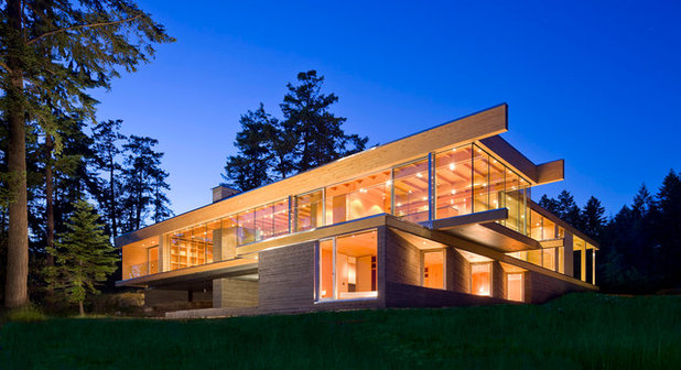 Modern Exterior by RUFproject