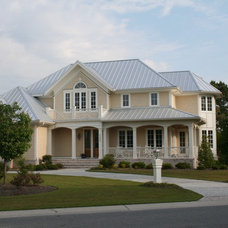 Eclectic Exterior by Tongue & Groove