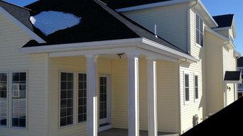 Gutter Installation - White House