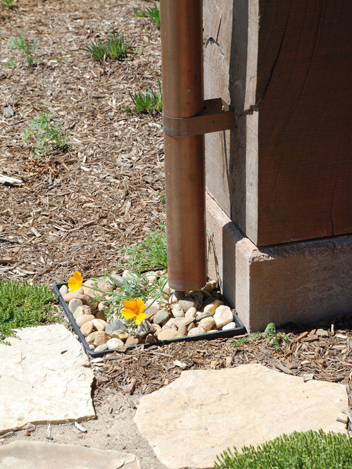 Downspout Houzz
