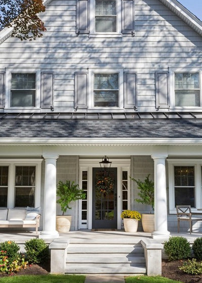 Traditional Exterior by Studio McGee