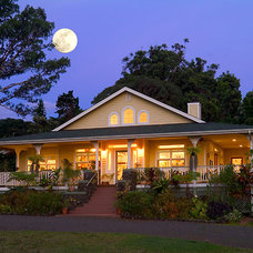 Traditional Exterior by Maui Architectural Group Inc