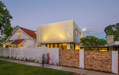 Houzz Tour: A Vintage Home Wrapped Up in a Box