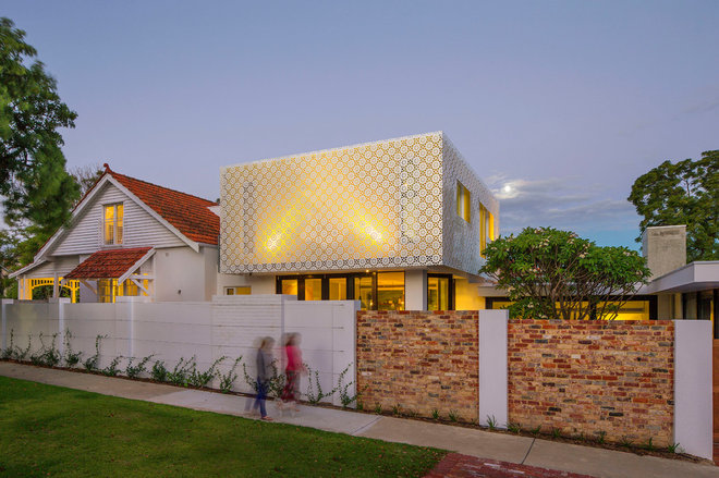 Houzz Tour: An Australian Home With an Eye-Catching Extension