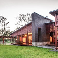 Contemporary Exterior by PA Architects
