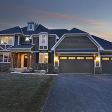Traditional Exterior by Gonyea Homes & Remodeling