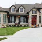 Lake Zurich Traditional Exterior Chicago By