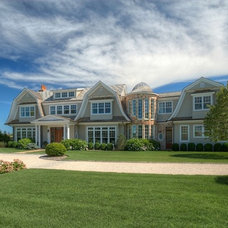 Traditional Exterior by Timeless Homes