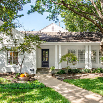 Hanover Remodel - After - 1938 Transitional House