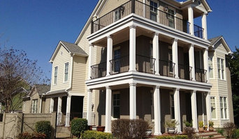 Harbor Town Exterior Paint