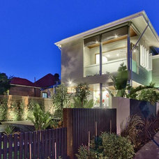 Modern Exterior by The Building Planners