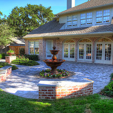 Traditional Exterior by Absolutely Outdoors