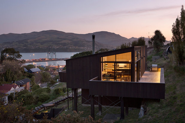 Exceptional Contemporary Exterior By CoLab Architecture